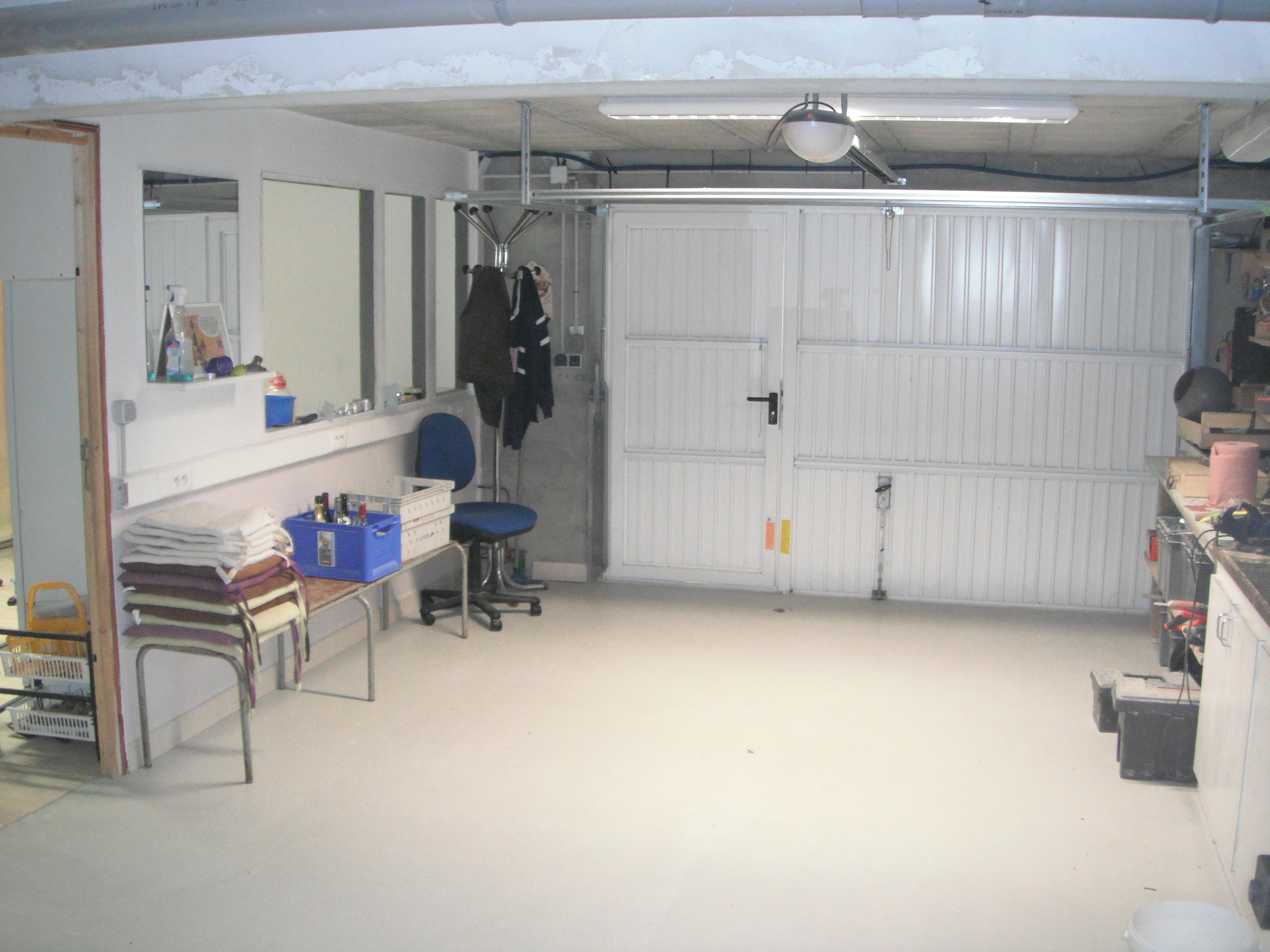 Sous sol garage atelier pavillonriochet for Infiltration eau garage sous sol